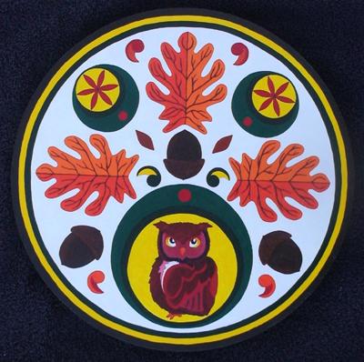 Brandy Naugle Art Design Pennsylvania Dutch Hex Signs